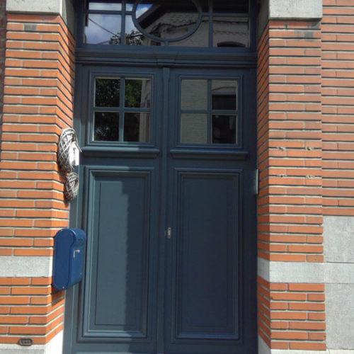 Menuiserie Brahy-Marcoux | Portes intérieures et extérieures